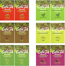 Chicza Organic Chewing Gum - Double Pack