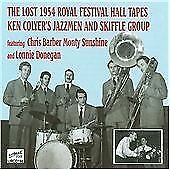 The Lost 1954 Royal Festival Hall, Ken  Colyer Jazzmen, Audio CD, New, FREE & Fa