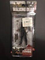 McFarlane Toys AMC The Walkng Dead Autopsy Zombie Series 3