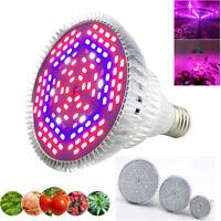150 LED Full Spectrum E27 Plant Grow Light Growing Lamp Bulb indoor Flower hydro