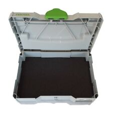Festool / Tanos Mini Systainer 8mm Soft Foam Base