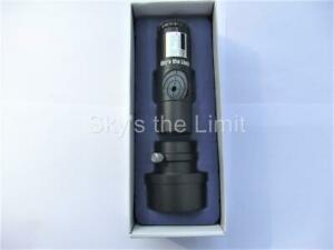 """Sky's the Limit Next Generation 5mw Laser Collimator 1.25"""" & 2"""" adapter 7 levels"""