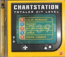 Chartstation 2001, new/sealed 2cd (40 tracks)- Kylie,Sasha,Depeche Mode,Nsync