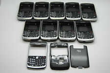 LOT of 10 BlackBerry Curve 8900 AT&T Full Housing OEM Replacement Part REF