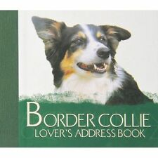 The Border Collie Lover's Address Book, , 190443956X, Very Good Book