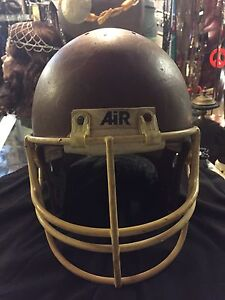 Vintage Football Helmet