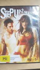 Step Up 2 - The Streets [DVD] NEW & SEALED, Region 4, FREE Next Day Post from NS