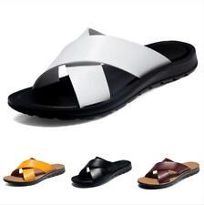 Mens Open Toe Walking Sports Pool Sand Summer Beach Slingbacks Slippers Shoes B