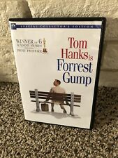 Forrest Gump (Dvd, 2001, 2-Disc Set) Special Collector's Edition