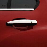 For Chevrolet Trax Tracker 2014-2018 Chrome Exterior Door Handle Cover Trim
