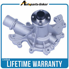 Water Pump AW4105 Fit Ford 97-08 Econoline E150/E250/Pickup F150 V6 4.2L