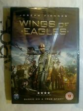 Wings Of Eagles (DVD, 2018) Stephen Shin/Michael Parker, New