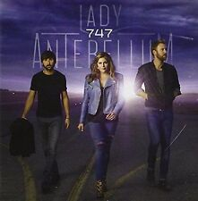 LADY ANTEBELLUM 747 CD NEW