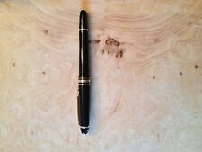 Mont Blanc Meisterstuck Fountain Pen Hommage A Frederic Chopin