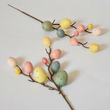 Decoration DIY Painting Easter Decoration Egg Tree Branches Hanging Ornaments
