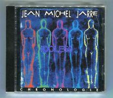 CD de musique album pour Electro Jean Michel Jarre