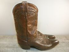 Dan Post DP3470 Women's Distressed Worn Western Cowboy Pull-On Boots Size 9.5 M