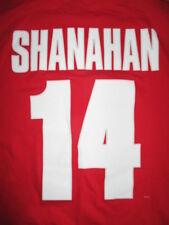 Vintage Majestic BRENDAN SHANAHAN No. 14 DETROIT RED WINGS (LG) T-Shirt Jersey