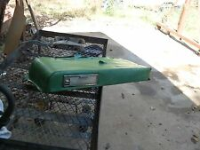1959-60 oldsmobile 98 rear arm rest with ash tray an window switch