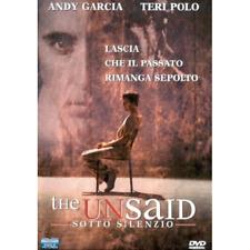 Unsaid (The) - Sotto Silenzio  [Dvd Nuovo]