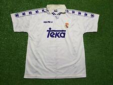 Real Madrid Trikot XL 1996 1997 Kelme Football Shirt Jersey 96/97 Teka