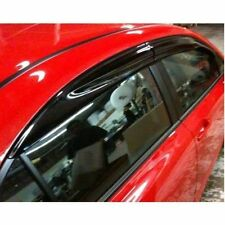 BRAND NEW WIND & RAIN & SMOKE DEFLECTOR for VW GOLF MK4 1998 - 2004