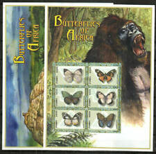 Zambia Stamp - Butterflies of Africa Stamp - NH