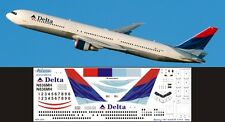 Boeing 767-400ER 1/144 Delta Airlines decal by Ascensio 764-001