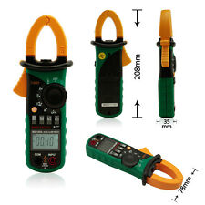 MASTECH MS2108S 600A AC DC Auoto Range Digital Clamp Multimeter Capacitance Test