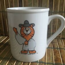 Seoul 1988 Olympics Coffee Mug With Hodori And Olympic Rings Mascot