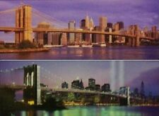 Jigsaw puzzle Explore America Day & Night New York City 2 puzzles 500 piece each