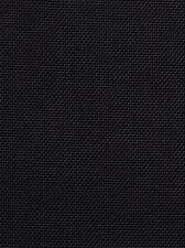 "CORDURA® BLACK 1000D WATERPROOF OUTDOOR FABRIC 60"" W BY THE YARD CORDURA NYLON"