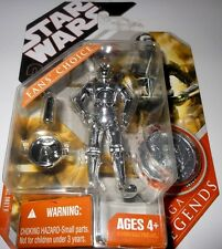 """STAR   WARS   TC - 14   FANS'   CHOICE   yr.2007   33/4""""  Action  Figure"""