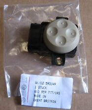 NEW GENUINE AUDI A4 FRONT SEAT LUMBER SUPPORT SWITCH 8E09597771RS