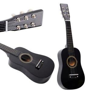 "New 23"" Kids Children Acoustic Guitar Beginner Toy Gifts w/ Pick+ Strings Set"