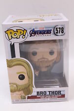Funko pop personaje Avengers bro Thor con pizza #578 Vinyl figura sammelfigur nuevo