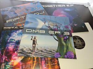 """Makina 12"""" Vinyl Record EP Bundle (5 Records) *New*"""