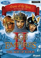 Age of Empires 2: Age of Kings Game of the Year Edition NEW and Sealed PC
