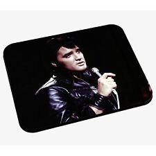 Tapis de Souris Elvis Presley Chanteur Vieille Musique Original 8