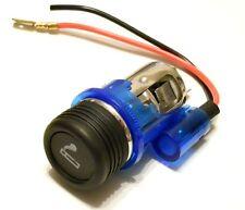 NEW BLUE CIGARETTE LIGHTER 12V FOR OPEL VAUXHALL CORSA ASTRA VECTRA ZAFIRA TIGRA