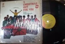 "PHIL SPECTOR~""CHRISTMAS GIFT FOR YOU"" 1964 U.S.PRESS in SHRINK-PHLP-4005 ""EX""~Lp"