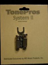 TonePros Locking Studs USA Chrome tone pros scs1-ch