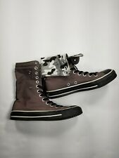 Converse Chuck Taylor All Star High Top Camo Camouflage Brown sz 5 1/2 Mens