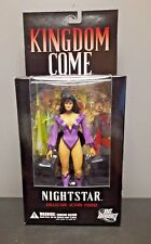 DC DIRECT KINGDOM COME ELSEWORLDS NIGHTSTAR ACTION FIGURE MARK WAID ALEX ROSS DC