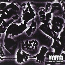 Slayer-invincible attitude CD