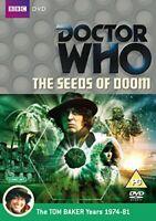 Doctor Who - The Seeds of Doom [DVD] [1976][Region 2]