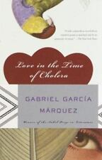 Love in the Time of Cholera by Gabriel García Márquez (2003, Paperback)