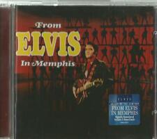 = 1 CD Elvis Presley - From Elvis in Memphis - CD Neuwertig !