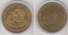 Médaille contemporaine Centenaire Du Cinéma 1895-1995