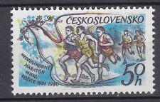 CZECHOSLOVAKIA 1980 **MNH SC#  2289 Intl.Peace Marathon - Kosice